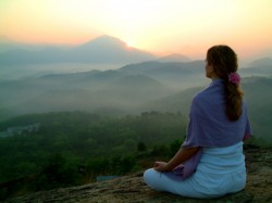 Meditation Foto: ©  paul prescott @ Fotolia
